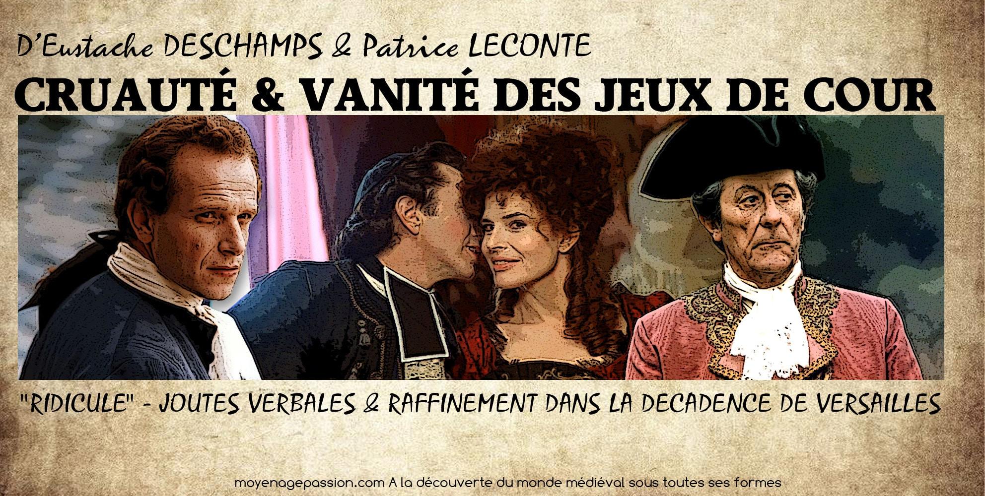 eustache_deschamps_poesie_medievale_politique_satirique_jeux_de_cour_film_histoirique_ridicule_patrice_leconte