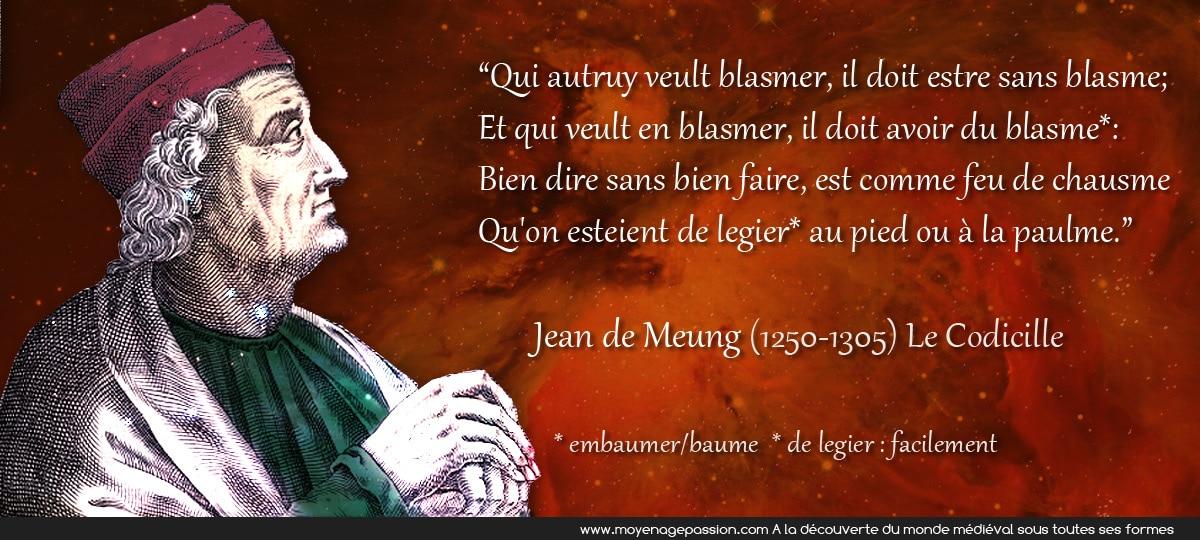 citation_medievale_jean_de_meung_actes_parole_poesie_morale_sagesse_moyen-age