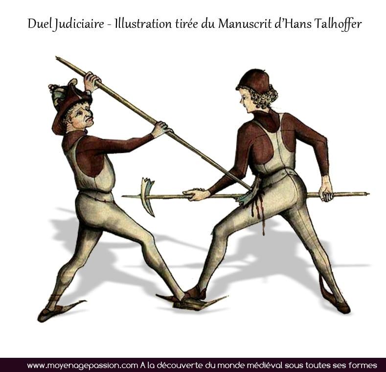 manuscrit_hans_talhoffer_combat_technique_duel_judiciaire_justice_medievale_justice_divine_ordalie_moyen_age