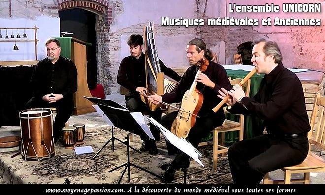 musique_medievale_guillaume_dufay_amour_courtois_ensemble_unicorn