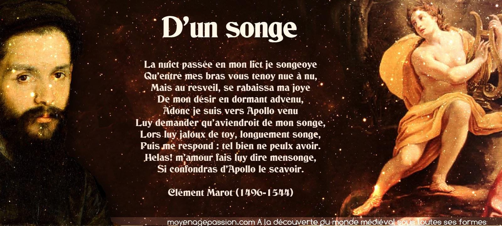 poesie_medievale_dizain_auteur_clement_marot_amour_songe_moyen-age_tardif_debut_renaissance