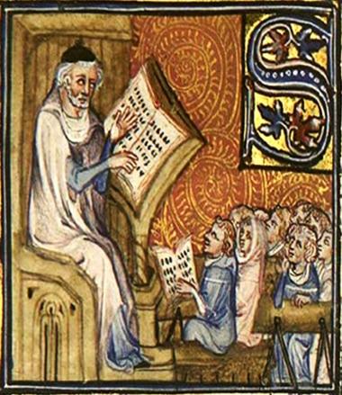 eustache_deschamps_ballade_poesie_medievale_enluminure_clerc_etudes_science_savant_moyen-age_tardif