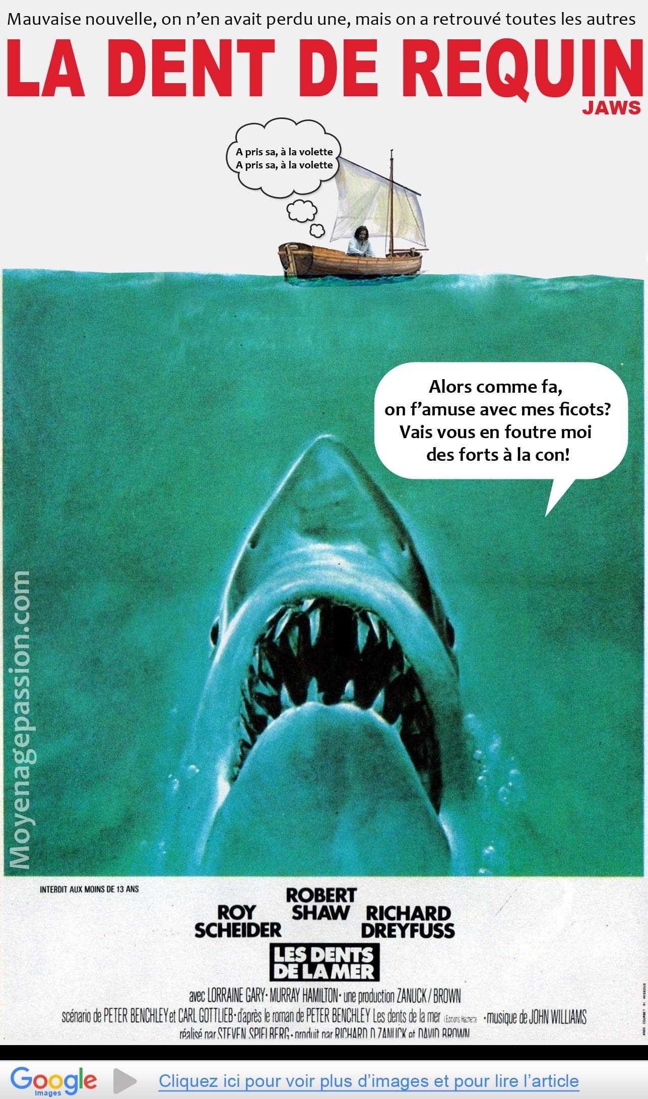 Humour médiéval, détournement affiche cinéma Kaamelott trilogie