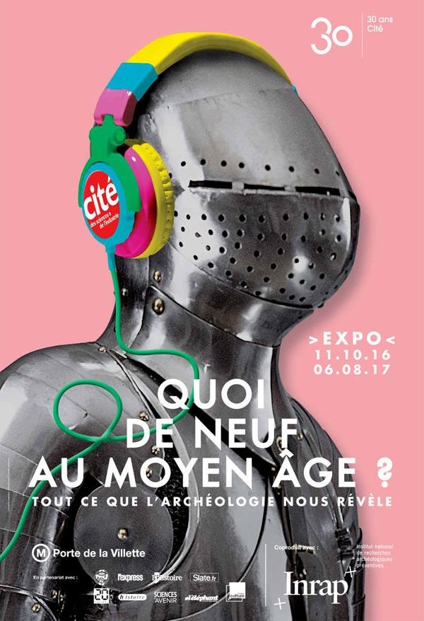 Entre archéologie et histoire médiévale une exposition à l'assaut des idées reçues.