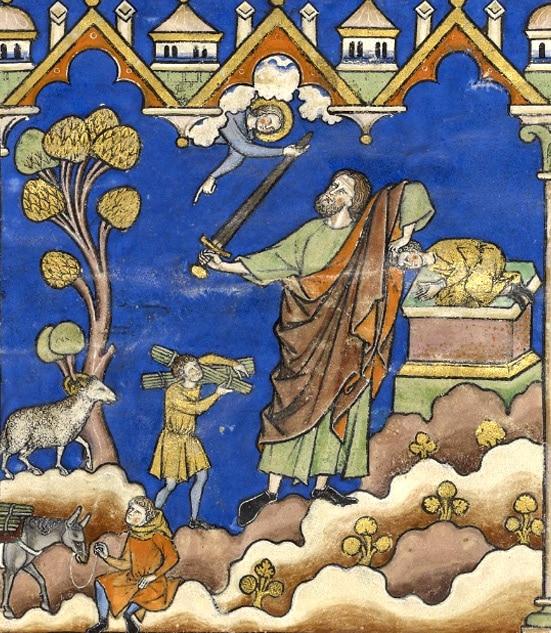 edito_histoire_medievale_manuscrit_ancien_enluminure_litterature_portail_passion_moyen-age_noe_bible_morgan