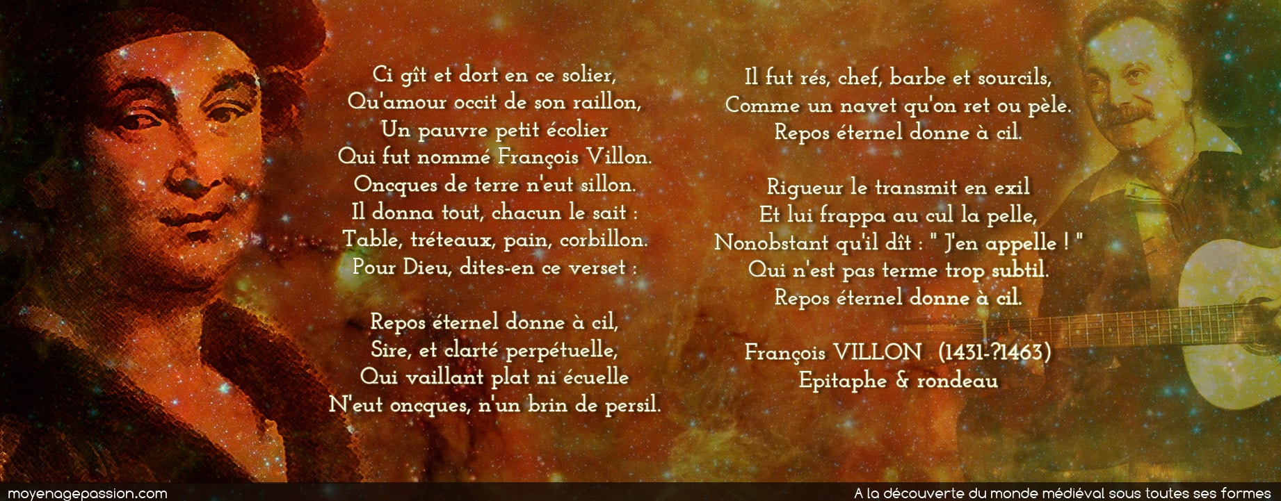 epitaphe_francois_villon_poesie_medievale_realiste_moyen_age_tardif_XV_brassens