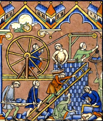 histoire_enluminure_architecture_medievale_portail_passion_moyen-age_bible_morgan