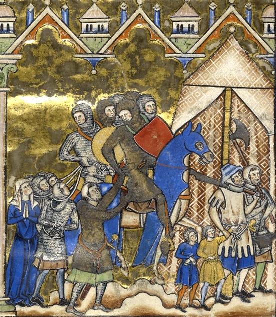 histoire_medievale_manuscrit_ancien_enluminure_litterature_portail_passion_moyen-age_bible_morgan