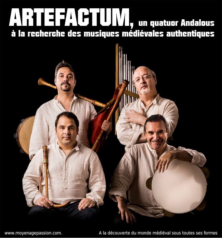 musiques_medievales_authentiques_Artefactum_quatuor_andalous_moyen-age_central_tardif