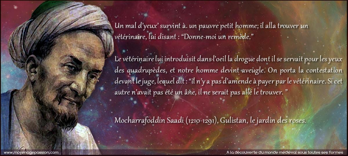 saadi_Mocharrafoddin_citation_poesie_conte_sagesse_-medievale_moyen-age_central