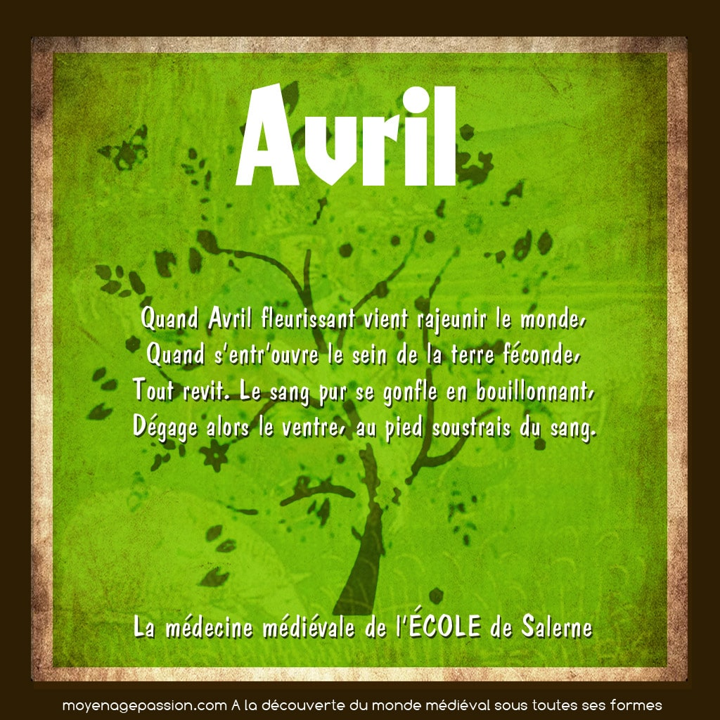 science_hygiene_medecine_medievale_salerne_mois_avril_calendrier_moyen-age_central