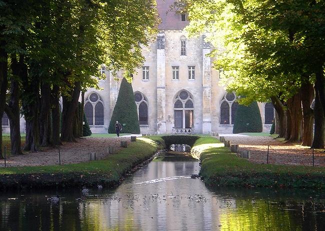 Nuitée et diner de gala au coeur de l'abbaye de Royaumont