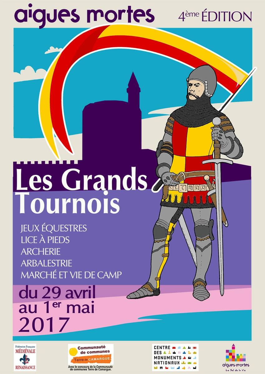 festivites_medievales_festival_historique_reconstitution_grand_tournoi_histoire_vivante_aigues-mortes_haut_moyen_age_renaissance