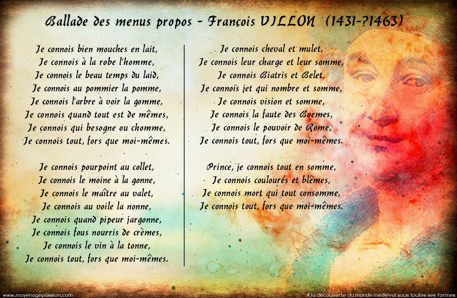francois_villon_ballade_auteur_poesie_medievale_realiste_satirique_menus_propos_moyen_age_tardif