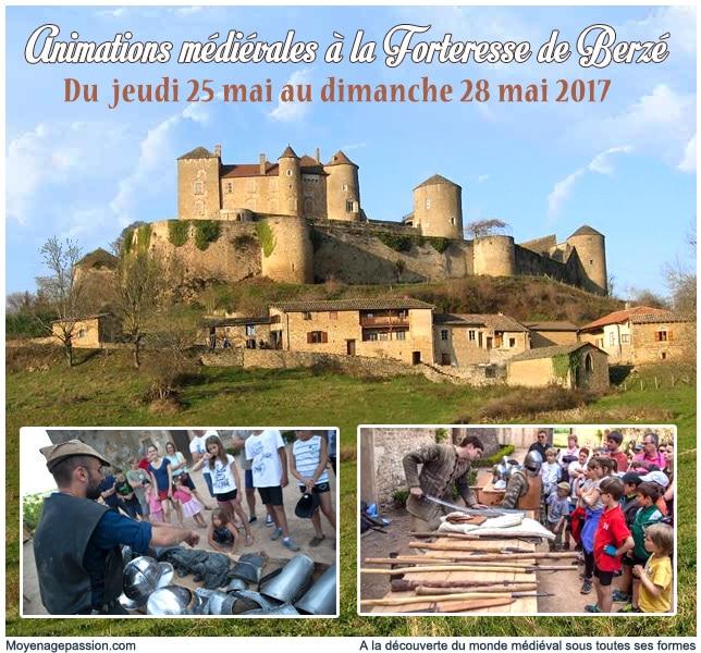 animation_fetes_festivites_medievales_combat_armures_armes_anciennes_forteresse_berze_chateau-fort_moyen-age