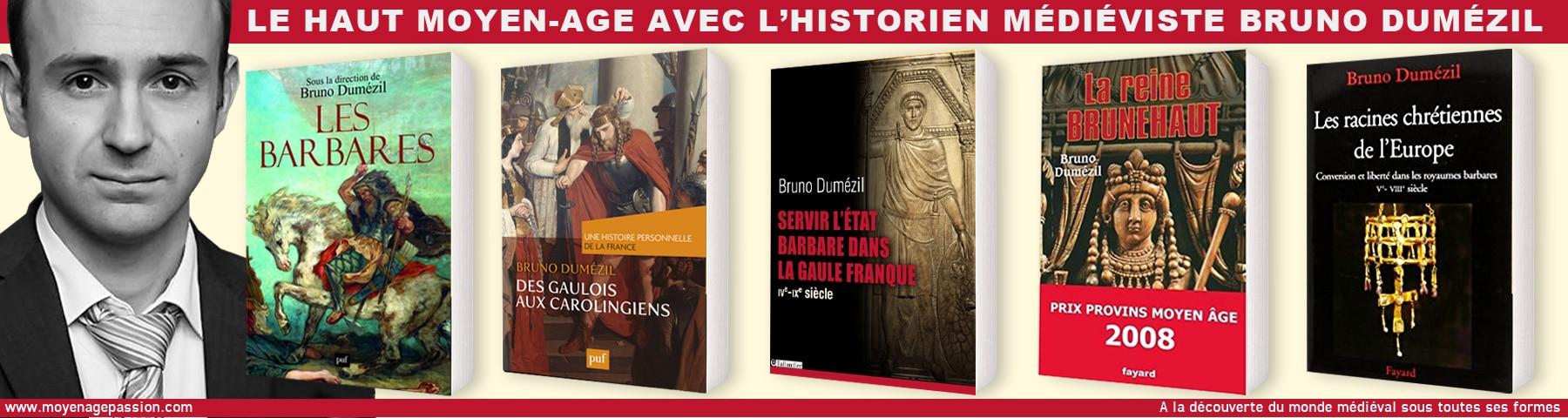 bruno_dumezil_historien_medieviste_livres_ouvrage_monde_medieval_haut_moyen-age_identite_invasion_barbare