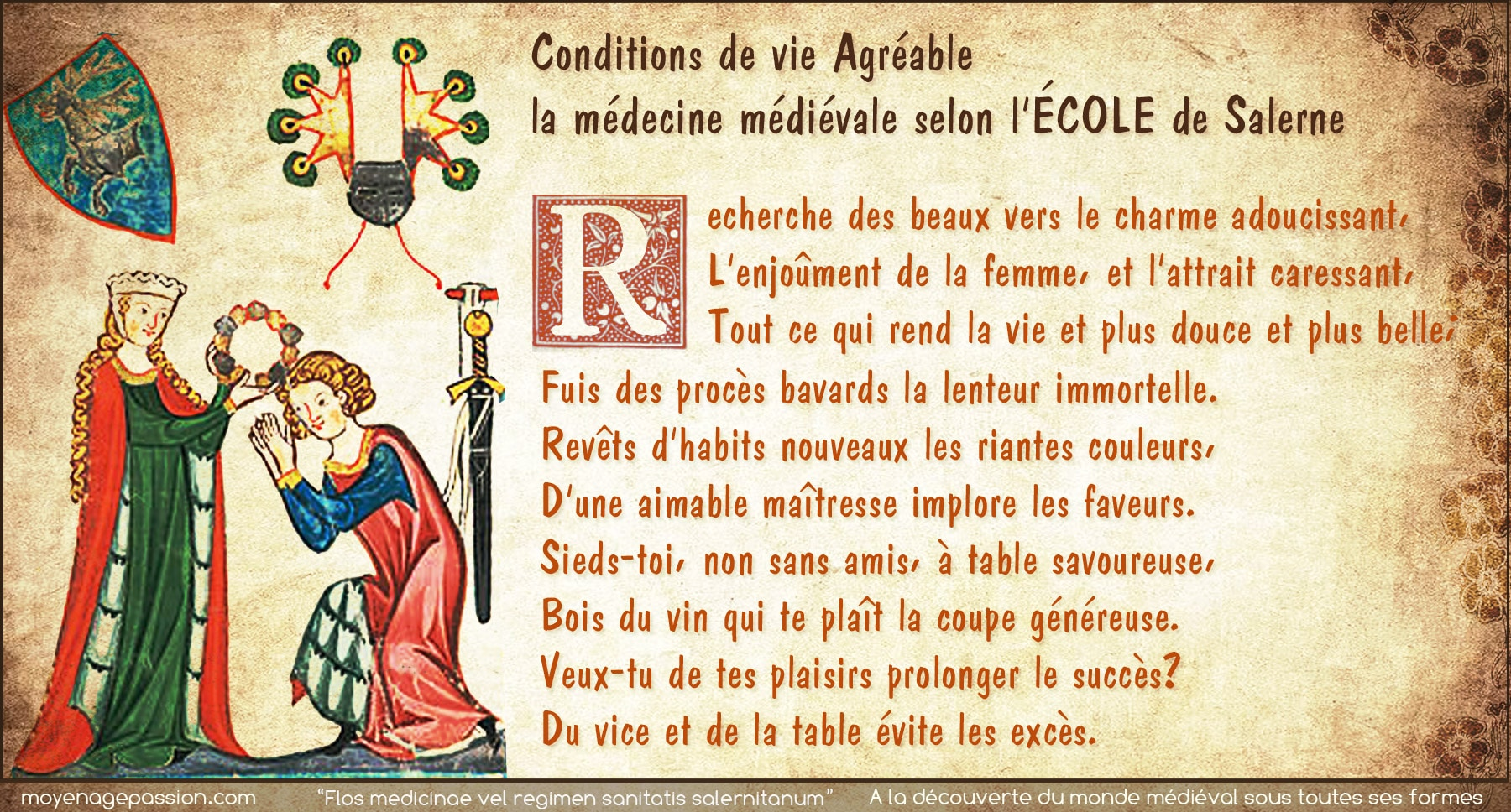 ecole_salerne_citation_medecine_medievale_amour_hygiene_vie_agreable_moyen-age_central