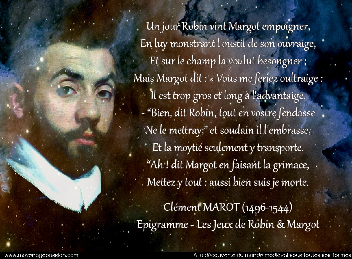 epigramme_pastourelle_poesie_humour_satirique_grivoiserie_medievale_clement_marot_moyen-age_renaissance