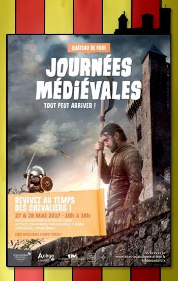 medievales_printemps_chateau_foix_ariege_agenda_sortie_historique_gaston_febus