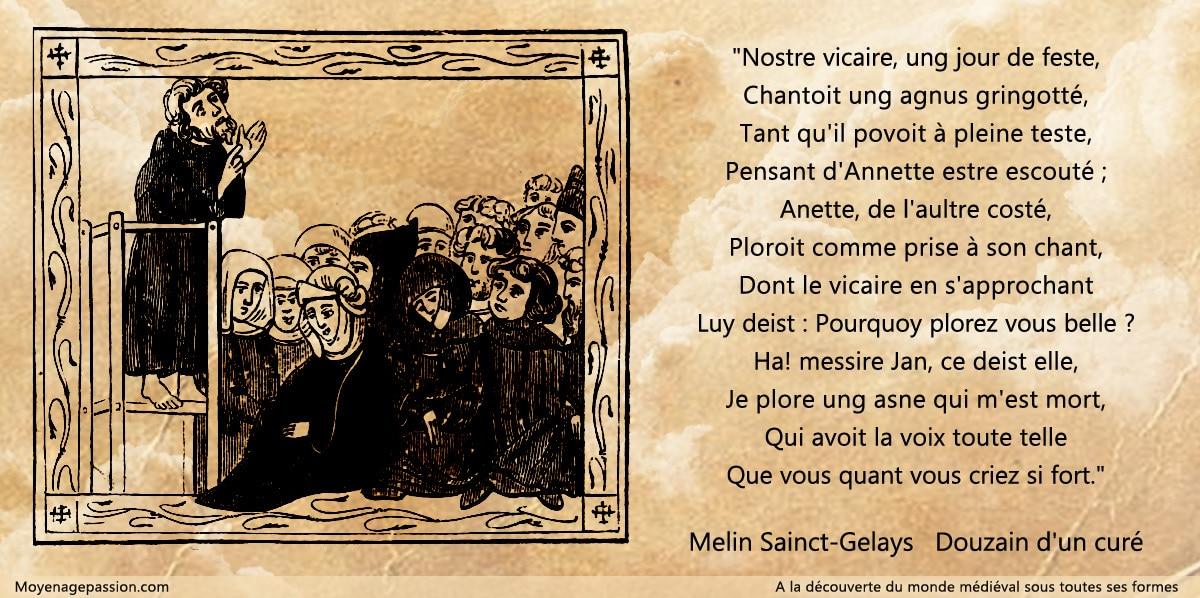 poesie_satirique_ancienne_XVIe_Melin_Sainct_Gelays_renaissance_humour_douzain
