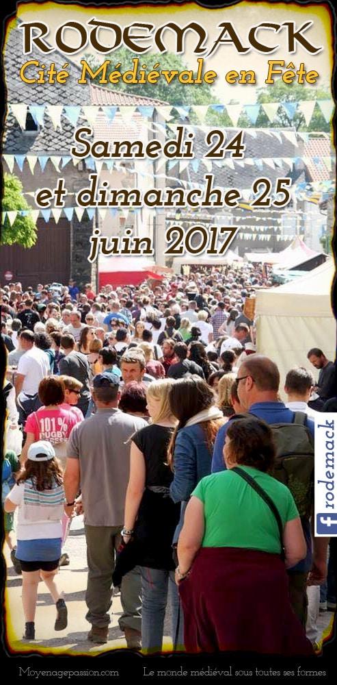 fetes_animations_compagnies_medievales_Rodemack_2017_lorraine_agenda_sortie_historique