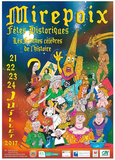 agenda_fetes_medievales_festival_historique_mirepoix_2017_ariege_