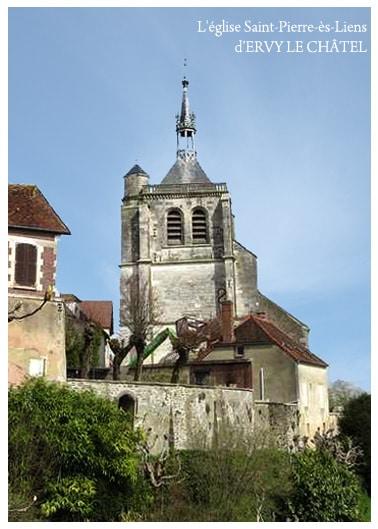 eglise_Saint-Pierre-ès-Liens_ervy_le_chatel_histoire_medievale_patrimoine_monuments_historiques