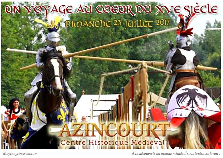 evenement_animation_-fete_medievale_joutes_tournoi_histoire_medievale_azincourt_XV_moyen-age_tardif