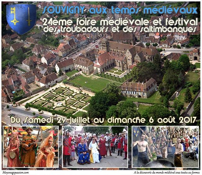 festival_fetes_foire_animation_medievales_souvigny_allier_auvergne_rhone-alpes_agenda_moyen-age