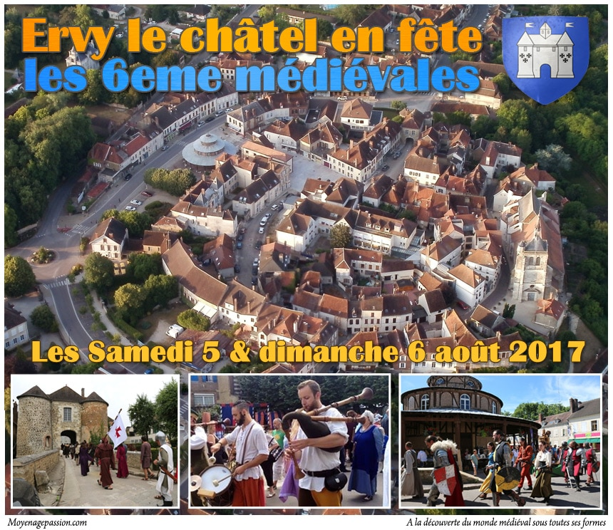 fetes_animations_compagnies_medievales_agenda_sorties_historiques_ervy_le_chatel_aube_champagne_2017