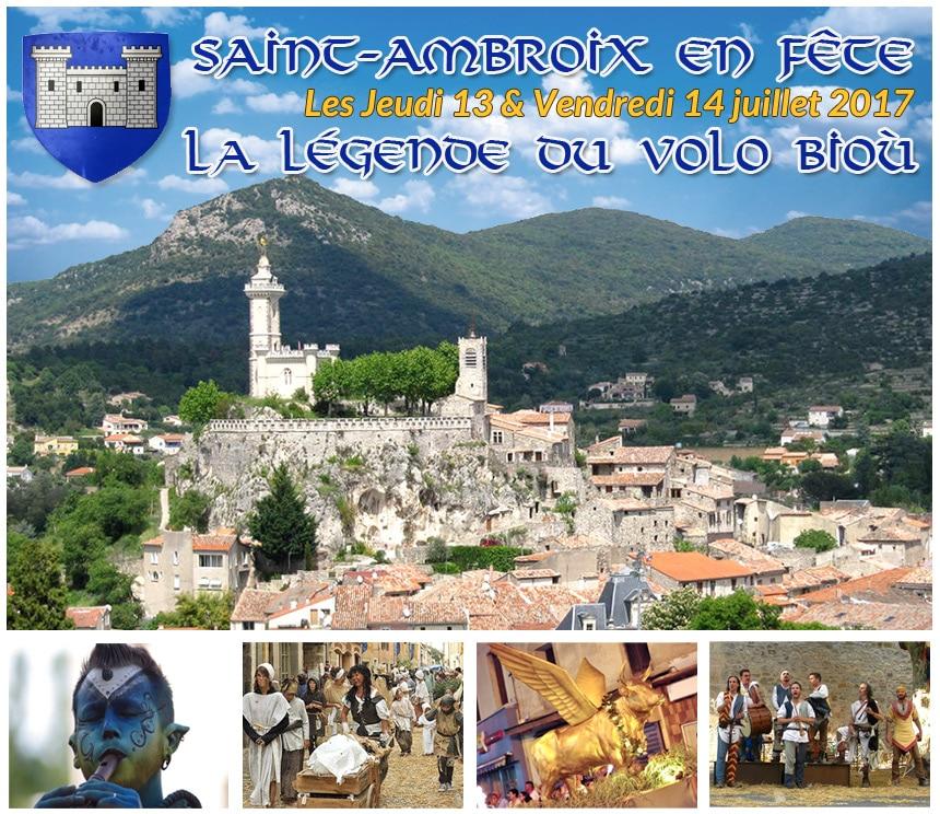 fetes_festival_saint_ambroix_cite_medievale_legendes_volo_biou_fete_votive_agenda_juillet_gard