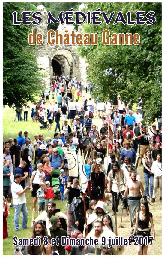 fetes_historiques_medievales_agenda_sorties_normandie_chateau_ganne_la_pommeraye_suisse_normande_festivites_moyen-age