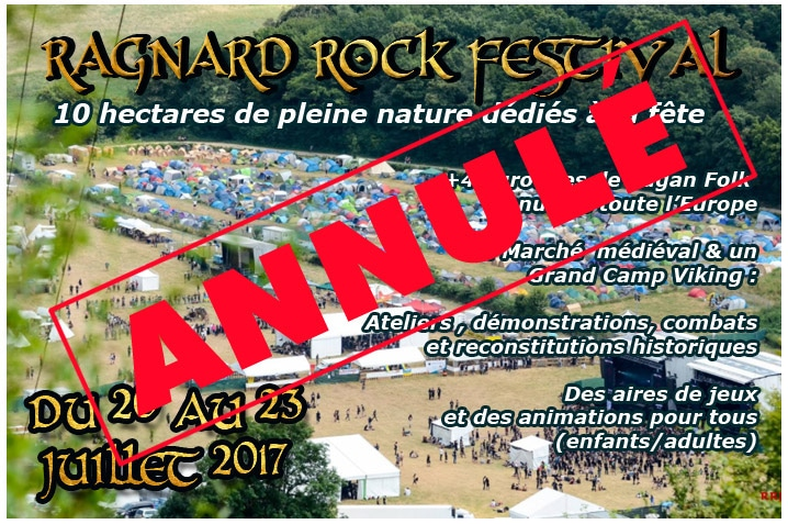 ragnard_rock_fetes_festival_pagan_rock_annule_annulation_communique_information
