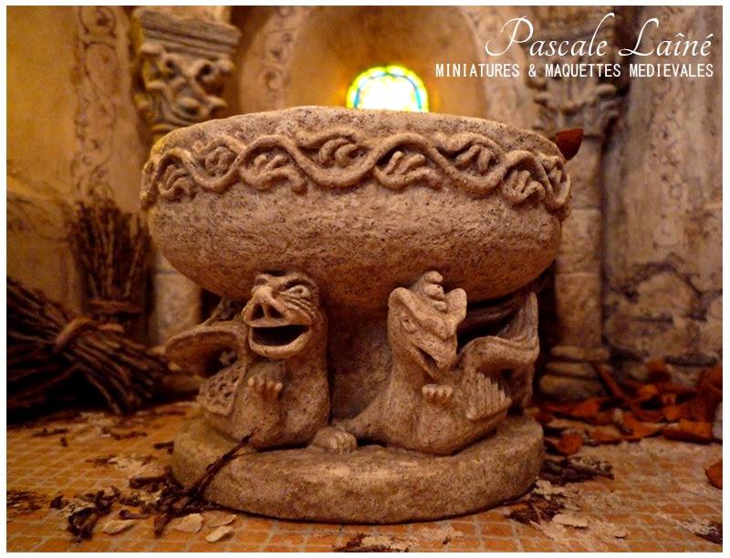 architecture_maquettes_scenes_medievales_pascale_laine_artiste_passionné_histoire_moyen-age