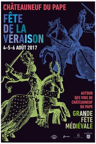 fete_animation_festival_medievale_veraison_chateauneuf_du_pape_vaucluse_agenda_sortie_historique_festive_moyen-age