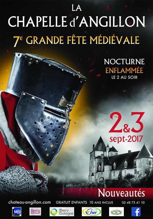 fete_compagnies_medievales_chateau_angillon_Cher_Loire_agenda_sorties_historiques_moyen-age