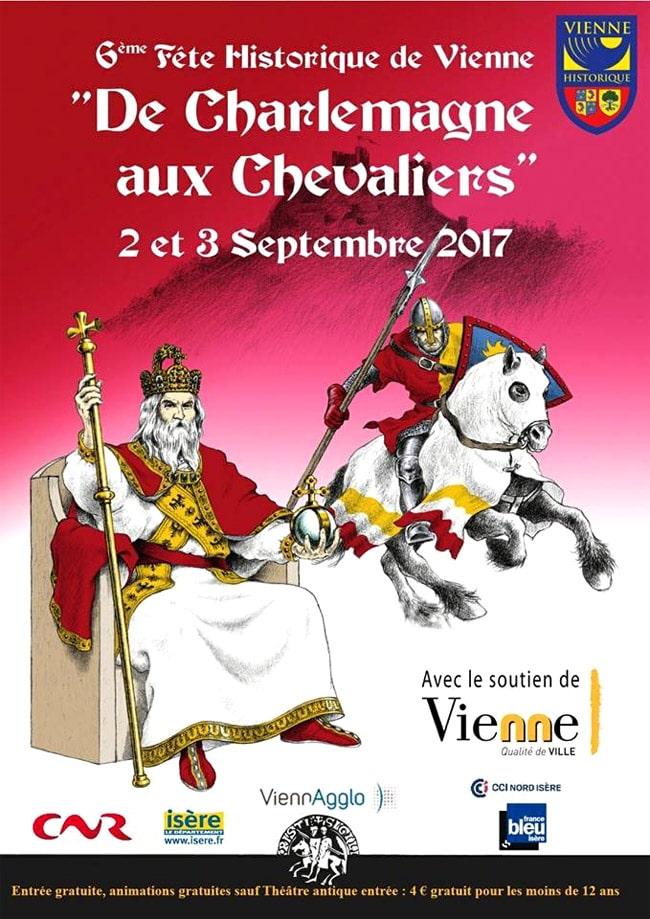 fetes_historique_medievale_vienne_rhone-alpes_chevalier_charlemagne_agenda_moyen-age_festif