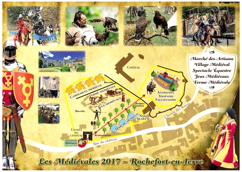 fetes_rejouissances_medievales_rocherfort_en_terre_morbihan_bretagne