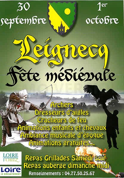 agenda_sorties_fetes_animations_compagnies_medievales_Leignecq