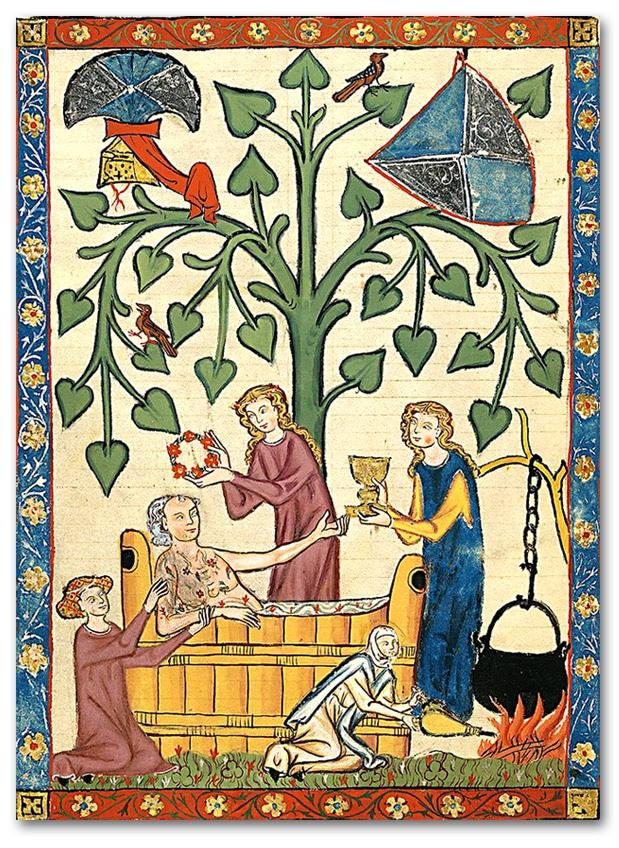 codex_manesse_bain_hygiene_medecine_medievale_ecolle_salerne