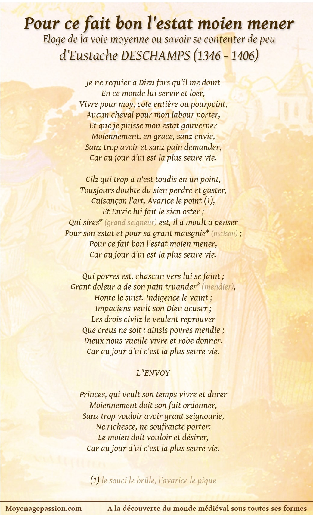 eustache_deschamps_poesie_litterature_moyen-age_XVe_ballade_medievale_mediocrite_moyen
