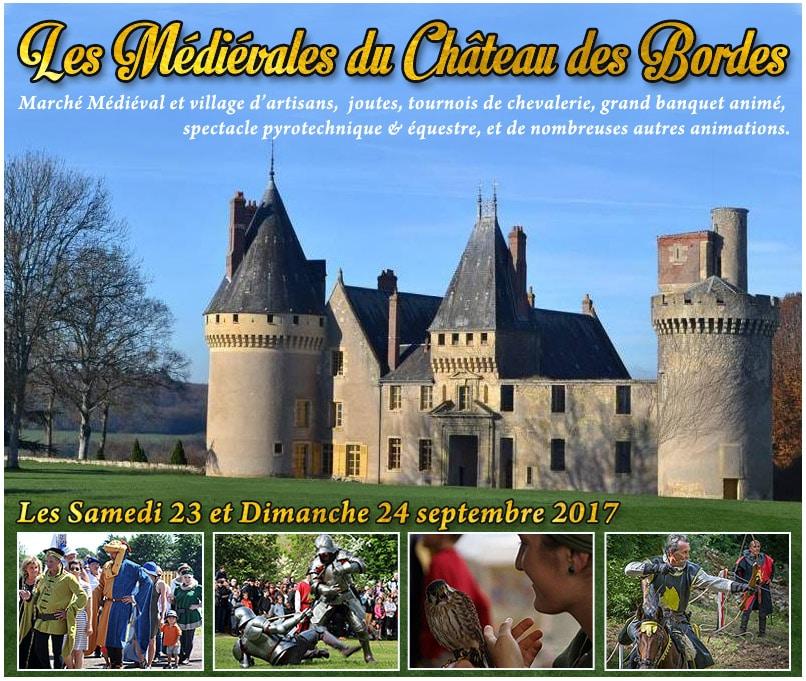 fetes_agenda_animations_medievales_chateau_des_bordes_bourgogne_nievre