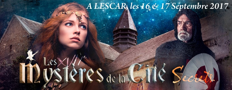fetes_animations_medievales_mysteres_cite_Lescar_pyrenees_bearn