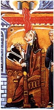 sainte_hildegarde_de_bingen_visions_mystiques_medecine_holistique_spirituelle_medievale_enluminures