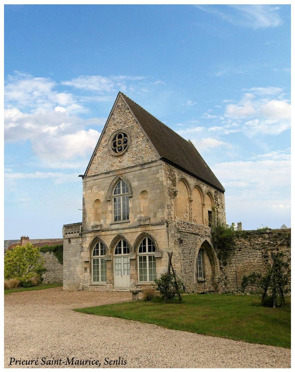 senlis_cite_historique_histoire_medievale_Prieure_saint_maurice