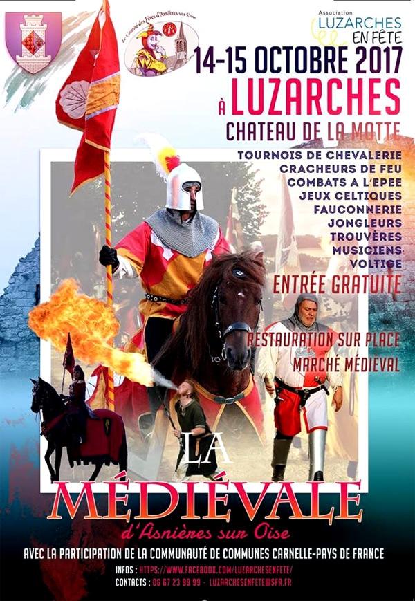 agenda_medievales_luzarches_asniere_sur_oise_tournoi_animations_fetes_compagnies_moyen-age