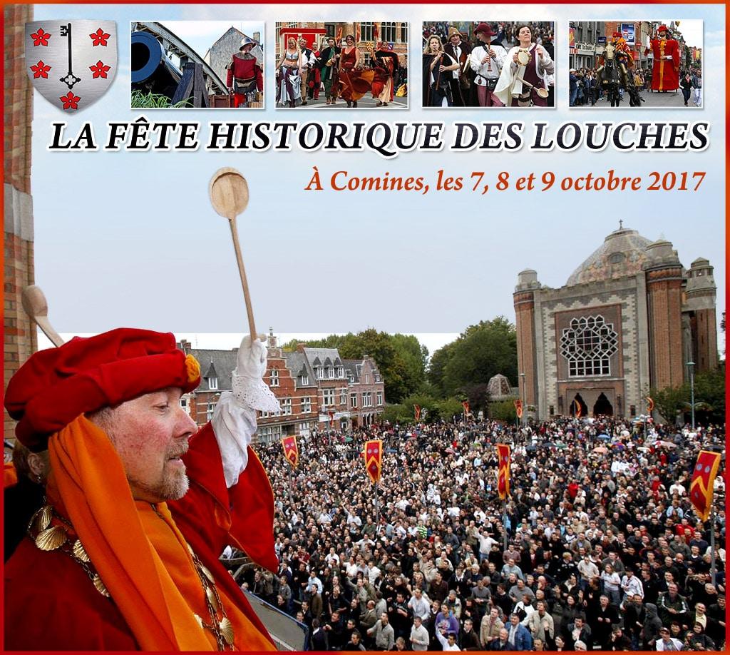 fete_historique_louches_comines_animations_medievale_marche_franche_foire_flandre