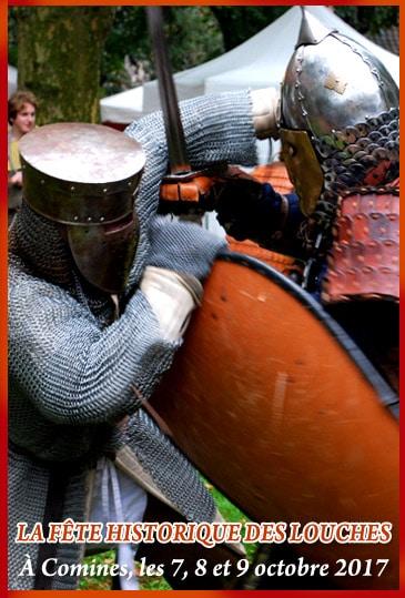 fetes_historique_animation_medievale_des_louches_comines_nord_flandre_romane