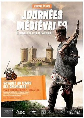 fetes_journees_animations_medievales_chateau_foix_ariege_reconstitution_historique_XIVe_moyen-age