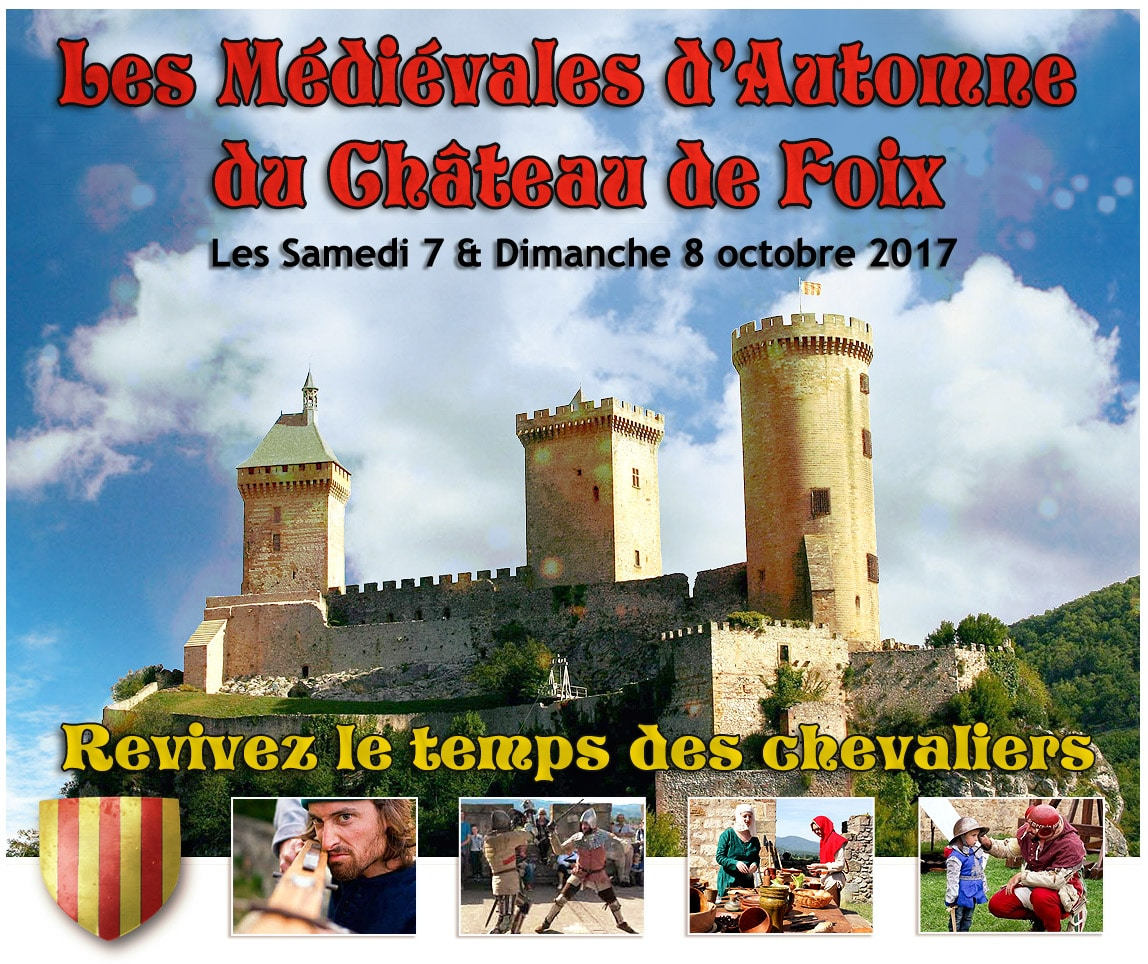 foix_fetes_animations_journees_medievales_chateau_ariege_chevalier_gaston_febus_moyen-age